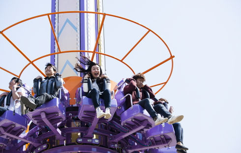 Folk village amusement park-1day Family tours-Seoul Travel Agency