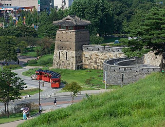 Folk Village, Hwaseong Fortress