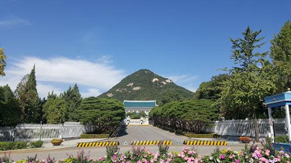 Korea private tour-Tagytravelkorea, Cheongwadae