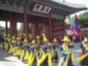 Korea private tour-Tagytravelkorea, A guard-changing ceremony at Deoksugung Palace