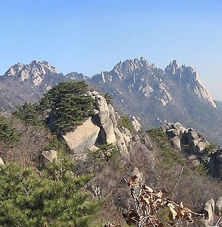 Hiking - Mt Dobongsan