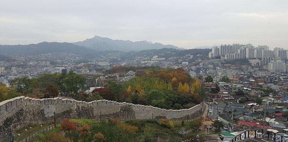 Korea private tour-Tagytravelkorea, Excursions along the Seoul city wall tour
