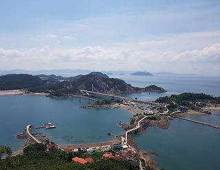 Gunsan, Gogunsan Islands Tour