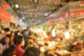 Korea private tour-Tagytravelkorea, Gwangjang Market