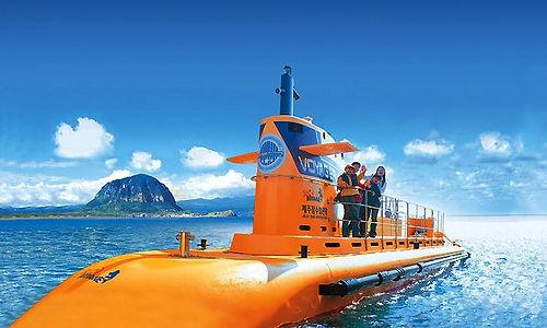 Jeju-Seogwipo Submarine undersea tour