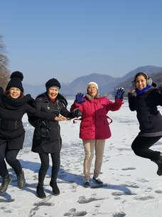Tagy Travel Korea tour photos - South Korea Winter tour