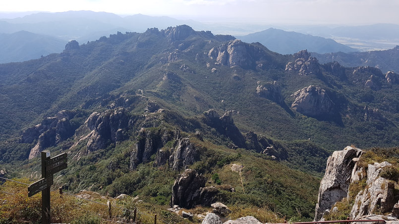 Mt. Wolchulsan Hiking, We offer unforgettable hiking vacations in South Korea. We have a tour that fits nearly anyone who loves to hike, breathtaking landscapes.  If you have any inquiry please contact us anytime. Tagy Travel Korea