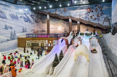 Korea private tour-Tagytravelkorea, Onemount Snow park