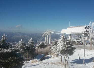 YongpyoungSky Resort - South Korea Winter trip