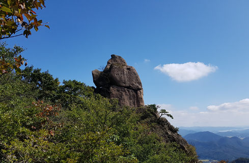 Mt. Wolchulsan National Park Hiking tour