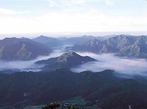 Mt Songnisan National Park