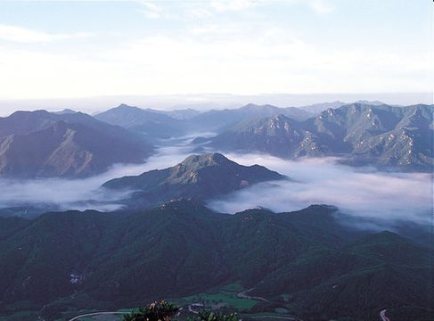 Mt Songnisan National Park