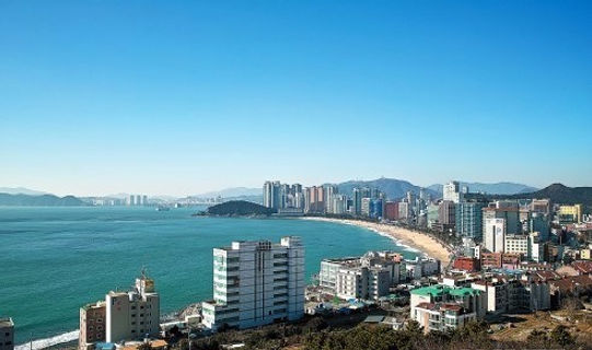 Korea private tour-Tagytravelkorea, Haeundae Beach