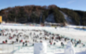 winter festival ice trout fishing-tagytravelkorea