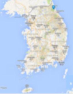 Mt Seoraksan-  please leave out