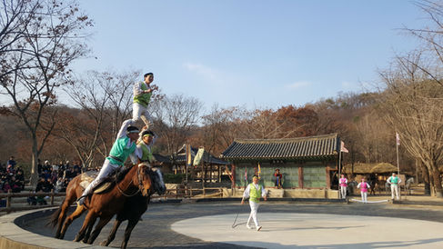 Korea private tour- Korean folk village