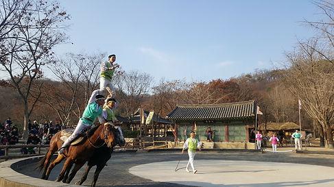 Korea private tour- Korean folk village