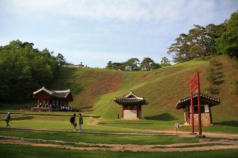 Korea private tour-Tagytravelkorea, Jangenung Tomb