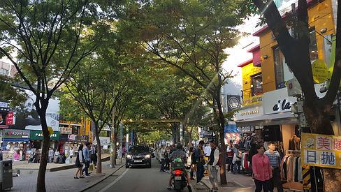 Korea private tour-Tagytravelkorea, Hongdae area