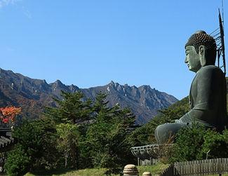 Mt Seorak trip-Sinheungsa temple