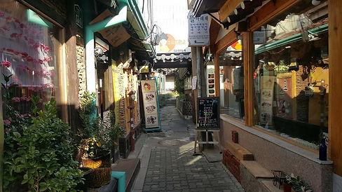 Korea private tour-Tagytravelkorea, Insadong