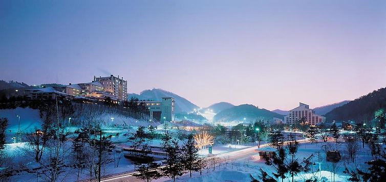 Yongpyong Resort- daily ski tour