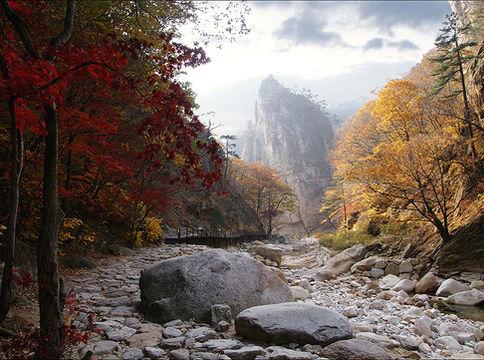 Mt seorak National Park trip