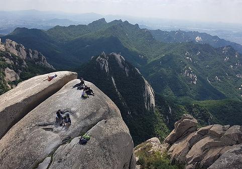 Mt. Bukhan hiking trails