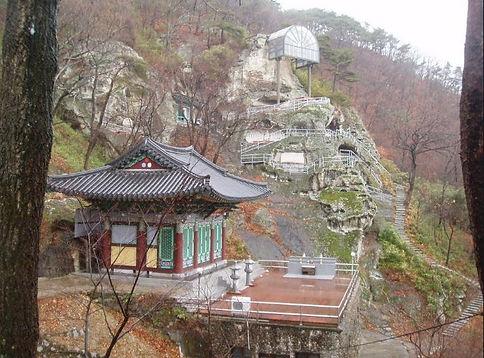 lsa Temple,Korea private tour-Tagytravelkorea