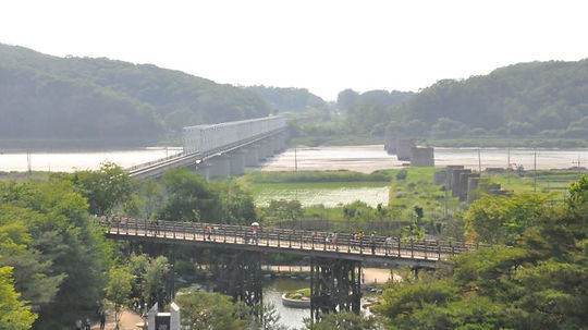 Freedom Bridge-DMZ Tour