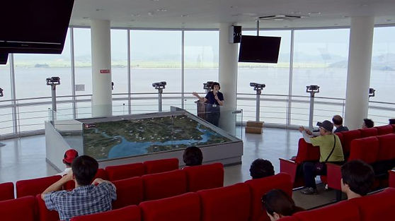 Korea private tour-Tagytravelkorea, Ganghwa Peace Observatory