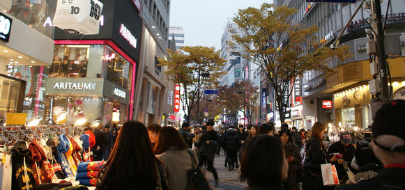 Korea private tour-Tagytravelkorea, Myeongdong