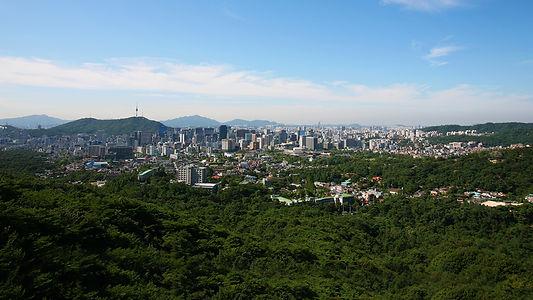 Korea private tour-Tagytravelkorea, Mt.Bukak Observatory