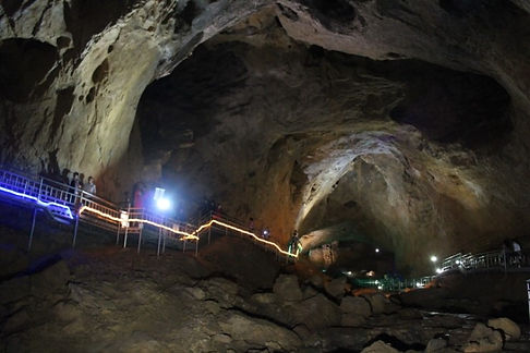 Korea private tour-Tagytravelkorea, Cave  Exploring & Ocean Rail Bike Tour : Hwanseongul Cave