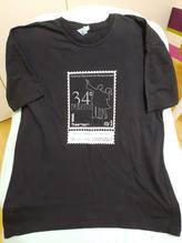 Camisa preta de 2004