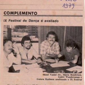 resenha judaica 1979