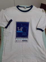 Camisa branca de 2004