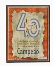 Troféu 40 anos - 2010