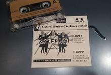 Fita k7 de 1996