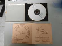 Capa CD ensinamento de 2002
