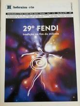 Capa revista 1999