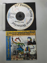 CD ensinamento de 2001