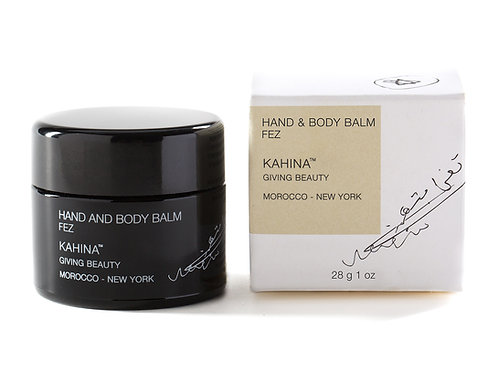 Fez Hand And Body Balm  | KAHINA GIVING BEAUTY