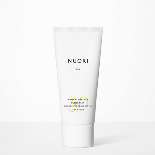 Mineral Defence Sunscreen | NUORI
