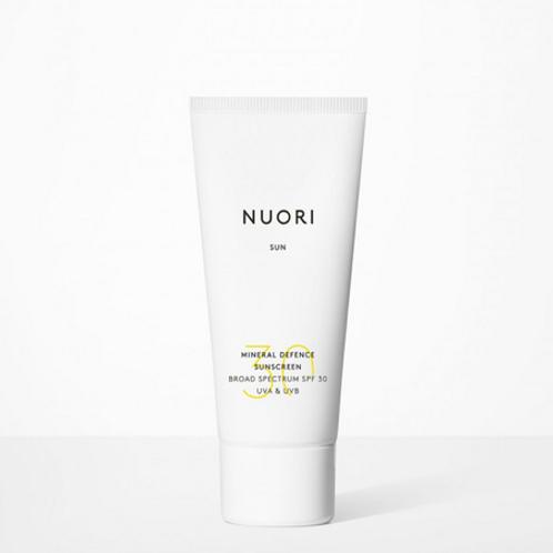 Mineral Defence Sunscreen   NUORI