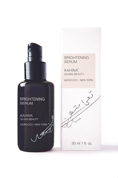 Brightening Serum    KAHINA GIVING BEAUTY