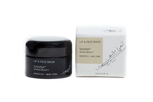 Lip & Face Balm  | KAHINA GIVING BEAUTY