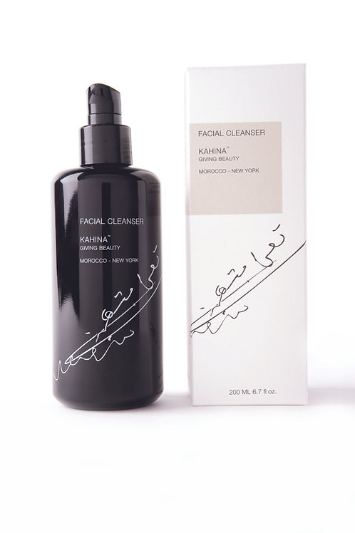 Facial Cleanser  | KAHINA GIVING BEAUTY