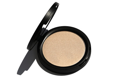 Pressed Powder Highlighter - Glow with the Flow | HIRO Cosmetics