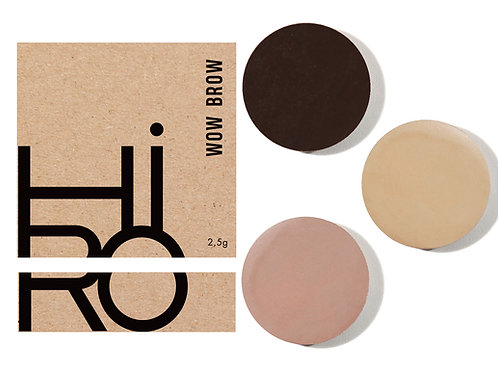 Wow Brow Eyebrow Pomade | HIRO Cosmetics